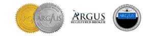ARGUS Gold, Platinum, Broker Seals