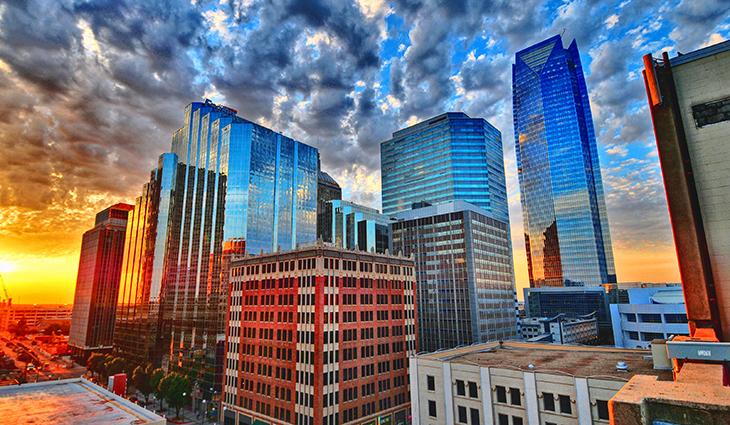 charter service Oklahoma city