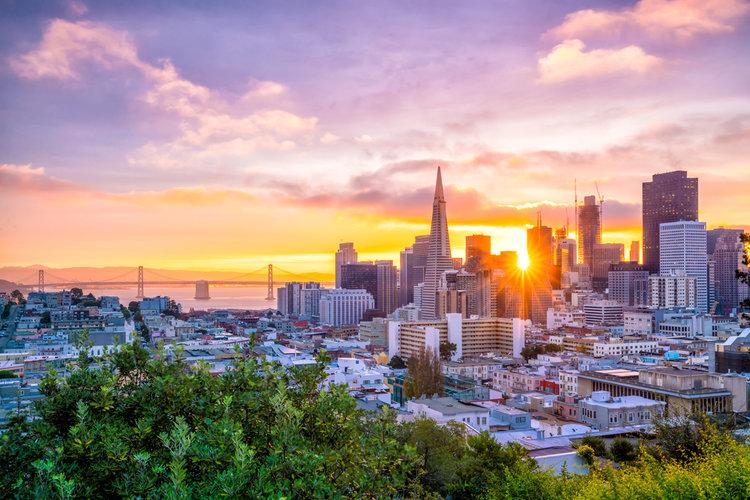San Francisco Private Jet